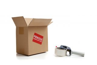 Box and Packing Tape