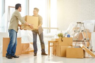 professional commercial movers